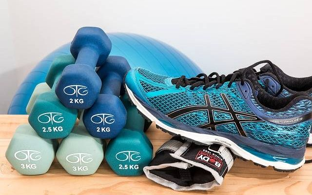 Sneakers For Exercise