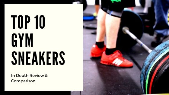 Best Shoes For Working Out At The Gym - Review
