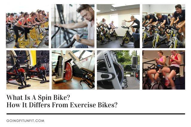 What Is A Spin Bike And How It Differs From Exercise Bikes?