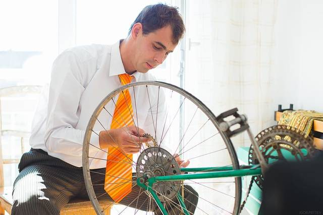 Remove Rust From Bike Chain With Household Products