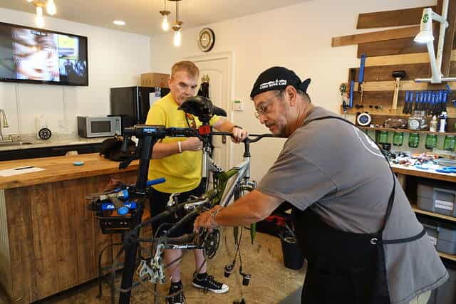 What Does a Bicycle Tune-Up Consist Of?