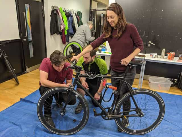 fixed gear bikes have Lower Maintenance Required