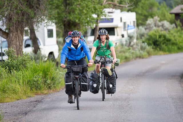 Are Mountain Bikes Good For Touring? Yes Here's Why!