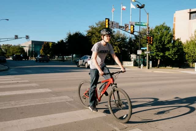 Lack of Regard For Traffic Rules can make electric bikes dangerous