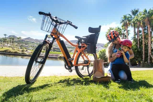 Electric Commuter Bikes For Power-Assist