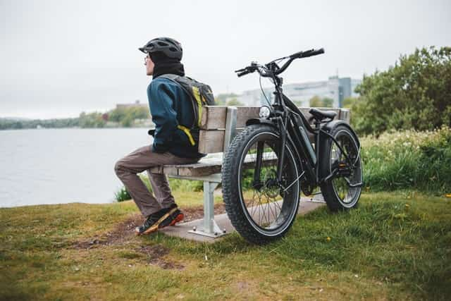 Reasons To Buy Fat Tire Bikes - A safer Ride
