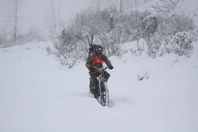 Reasons To Buy Fat Tire Bikes - Improved Off Road Handling