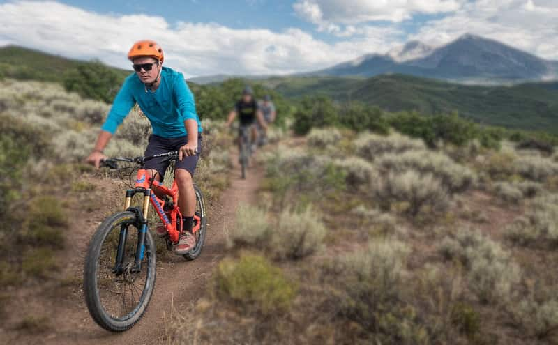 What is a Mountain Bike?