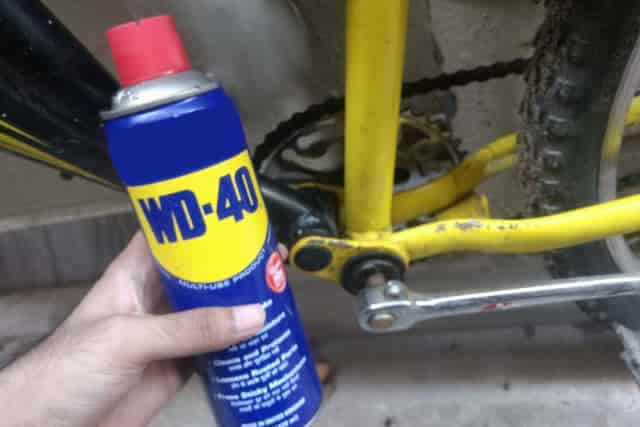Is WD-40 OK For Bike Chains? Truth About WD-40 And Bike Chain