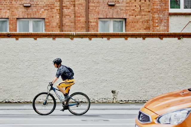 Can I Ride A Mountain Bike on Streets, Roads & Pavements?